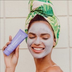 Generation Clay Ultra Violet Clay Mask Skin Care